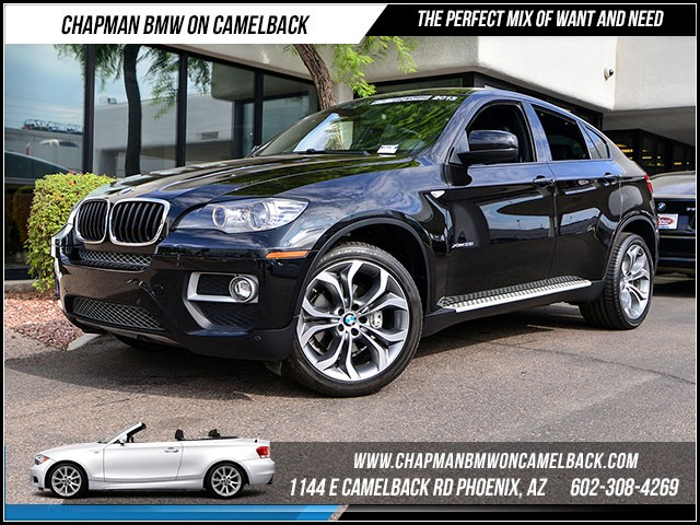 2013 BMW X6 xDrive35i 60799 miles Premium Package Sport Package M Performance Package Satellit