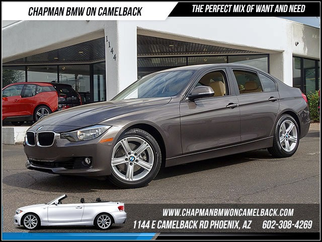 2013 BMW 3-Series Sdn 328i 19660 miles Wireless data link Bluetooth BMW Assist Cruise control
