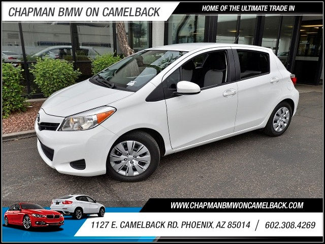 2014 Toyota Yaris 5-Door LE 30956 miles 602 385-2286 1127 E Camelback HOME OF THE ULTIMATE T