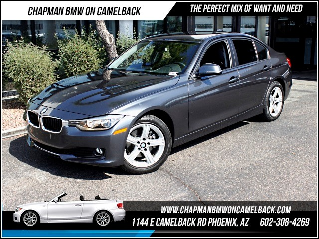 2015 BMW 3-Series Sdn 320i 12989 miles 1144 E Camelback Rd 6023852286Drive for a cure Even