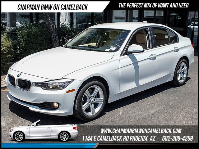 2013 BMW 3-Series 328i 15887 miles Satellite communications BMW Assist Wireless data link Blueto