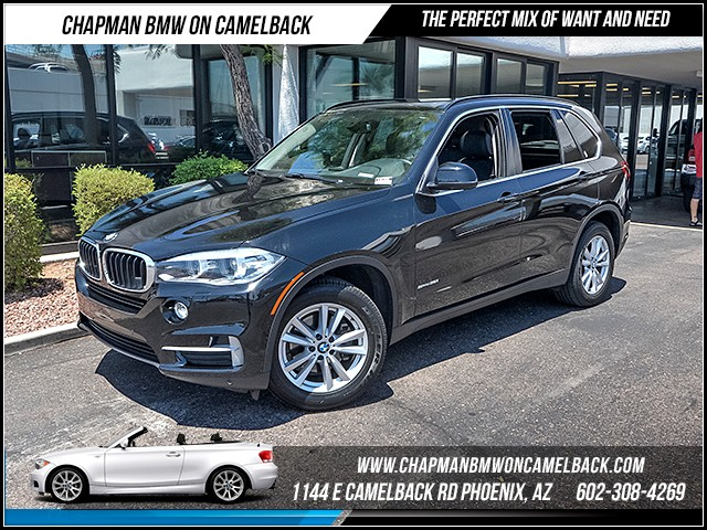 2014 BMW X5 sDrive35i Prem Pkg Nav 52070 miles 1144 E Camelback Rd 6023852286Drive for a c