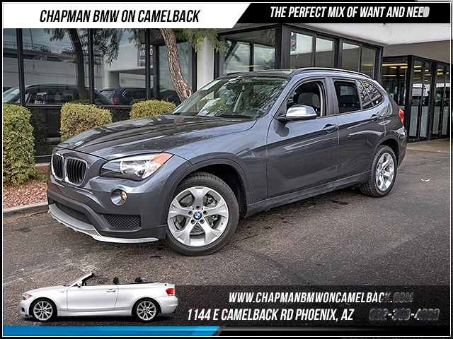 2015 BMW X1 sDrive28i 13244 miles Certified Black Friday Sales Event Exclusively at 1144 E Camel