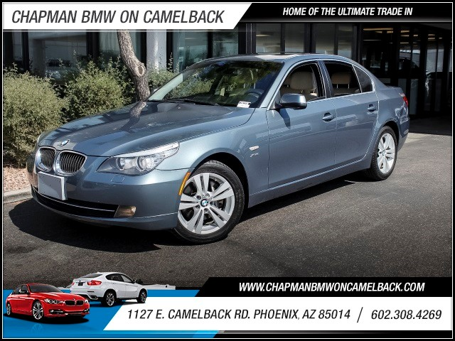 2010 BMW 5-Series 528i xDrive Prem Pkg 64863 miles 1144 E Camelback Rd 6023852286Drive for