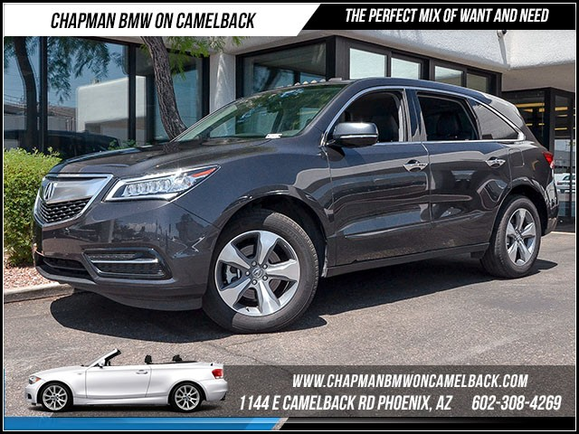2014 Acura MDX SH-AWD 42898 miles 60238522861127 E Camelback Rd Chapman Value center on Cam