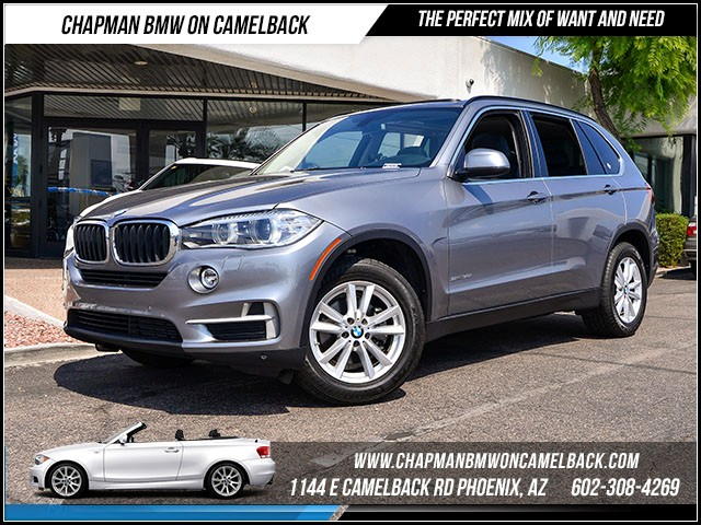 2014 BMW X5 sDrive35i Prem Pkg Nav 49440 miles 1144 E Camelback Rd 6023852286Drive for a c