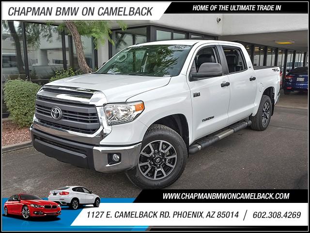2015 Toyota Tundra SR5 Crew Cab 13120 miles 6023852286 1127 E Camelback Rd Chapman Value ce
