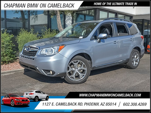 2015 Subaru Forester 25i Touring 13800 miles 6023852286 1127 E Camelback Rd Chapman Value c