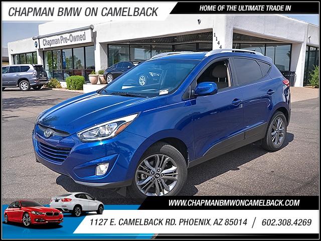 2014 Hyundai Tucson SE 55103 miles 6023852286 1127 E Camelback Rd Chapman Value center on Ca