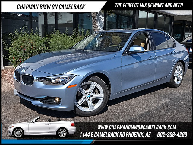 2013 BMW 3-Series Sdn 328i 46723 miles 6023852286 - 12th St and Camelback Chapman BMW on Camel
