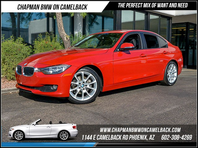 2014 BMW 3-Series 320i 26098 miles Sport Package Satellite communications BMW Assist Wireless d