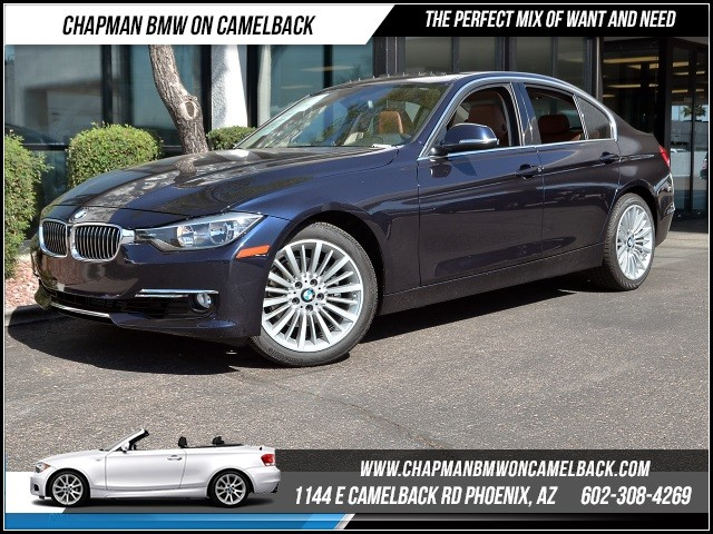 2013 BMW 3-Series 328i Luxury Line Premium Package 35458 miles Luxury Line Premium Package Sate