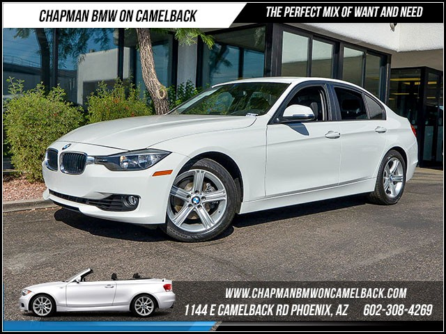 2014 BMW 3-Series Sdn 328i 26089 miles 602385228612th St and Camelback Chapman BMW on Came