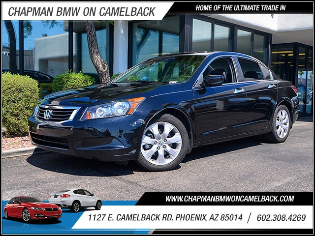 2010 Honda Accord EX-L 58066 miles 60238522861127 E Camelback Rd Chapman Value center on Ca