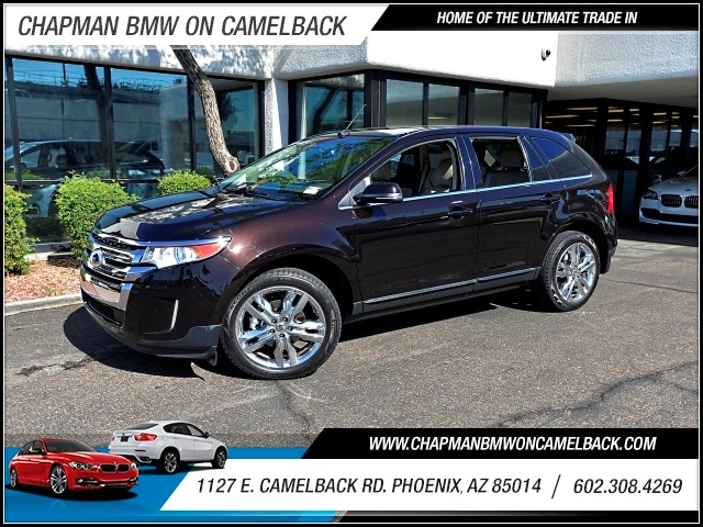 2013 Ford Edge Limited 44793 miles 602 385-2286 1127 E Camelback HOME OF THE ULTIMATE TRADE