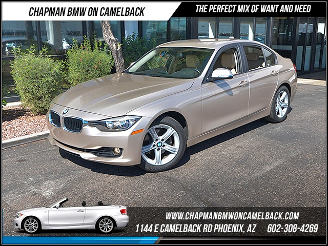 2014 BMW 3-Series Sdn 328i 28241 miles Satellite communications BMW Assist Wireless data link Bl