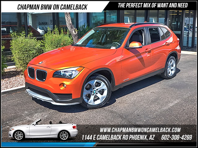 2015 BMW X1 sDrive28i 29921 miles Certified Black Friday Sales Event Exclusively at 1144 E Camel