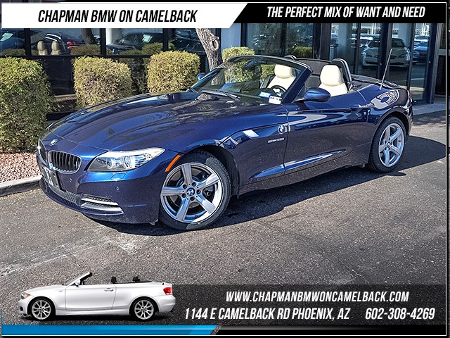 2013 BMW Z4 sDrive28i 30767 miles Certified Black Friday Sales Event Exclusively at 1144 E Camel