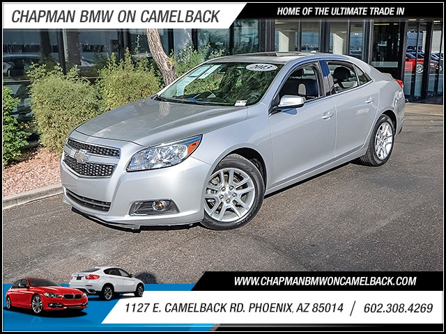 2013 Chevrolet Malibu Eco 53900 miles Satellite communications OnStar Wireless data link Bluetoo