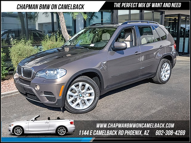 2011 BMW X5 xDrive35i Premium 91409 miles Technology Package Convenience Package Cold Weather P