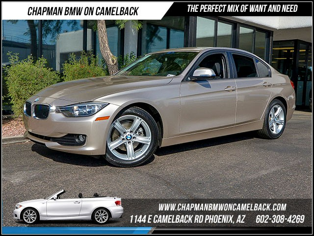2014 BMW 3-Series Sdn 320i 27003 miles Satellite communications BMW Assist Wireless data link Bl