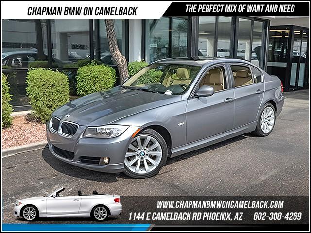 2011 BMW 3-Series Sdn 328i Prem Pkg Nav 30141 miles 1144 E Camelback Rd 6023852286Drive fo