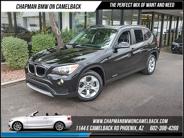 2014 BMW X1 sDrive28i 27408 miles 1144 E Camelback Rd 6023852286 Certified Pre Owned Fall