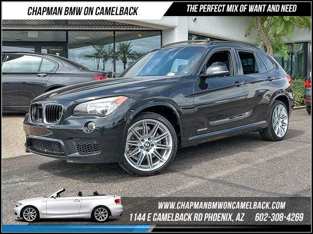 2013 BMW X1 sDrive28i 52225 miles M Sport Package Premium Package Phone hands free Wireless da