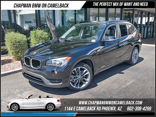 2013 BMW X1 sDrive28i Sport Line 41340 miles 1144 E Camelback Rd 6023852286 Certified Pre