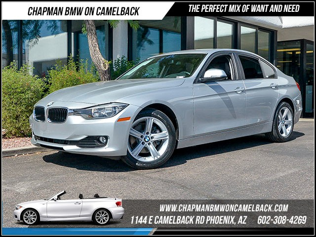 2015 BMW 3-Series Sdn 320i 25845 miles Satellite communications BMW Assist Wireless data link Bl