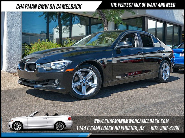 2014 BMW 3-Series Sdn 328i 27839 miles Satellite communications BMW Assist Wireless data link Bl
