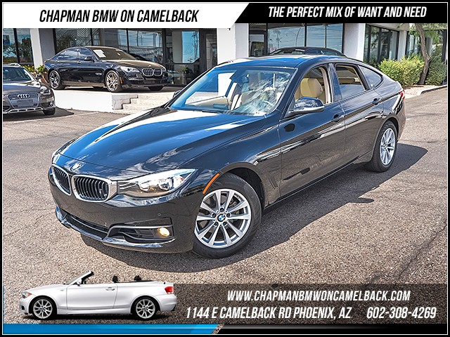 2014 BMW 3-Series Wgn 328i xDrive Gran Turismo 28727 miles Driver Assistance Package Satellite c
