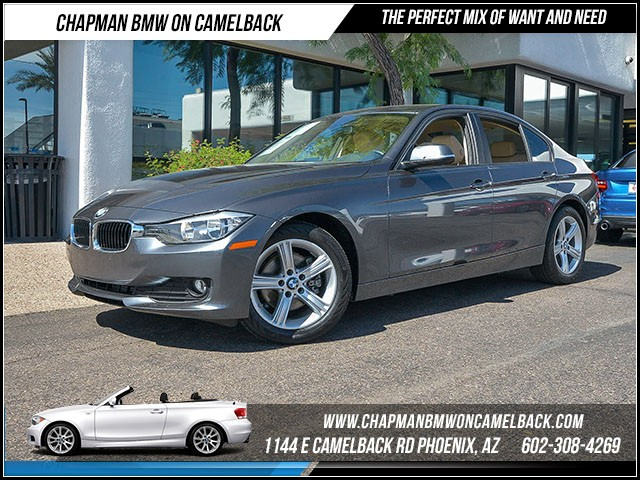 2014 BMW 3-Series Sdn 320i 25452 miles Satellite communications BMW Assist Wireless data link Bl