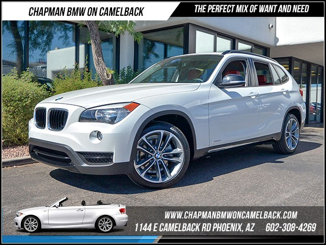 2014 BMW X1 sDrive28i 40127 miles Sport Line Satellite communications BMW Assist Wireless data