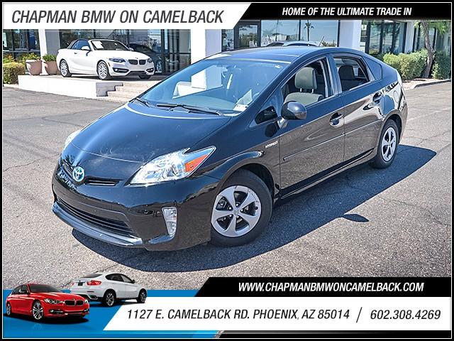 2013 Toyota Prius Three 27590 miles 6023852286 1127 E Camelback Rd Chapman Value center on