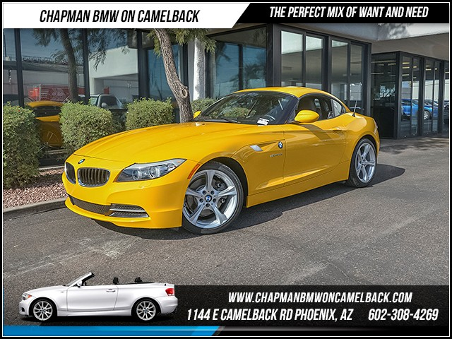 2011 BMW Z4 sDrive30i 27868 miles Premium Package Sport Package Phone pre-wired for phone Crui