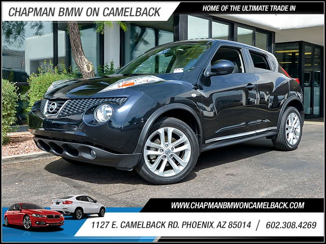 2013 Nissan JUKE SL 23297 miles 6023852286 1127 E Camelback Rd Chapman Value center on Came