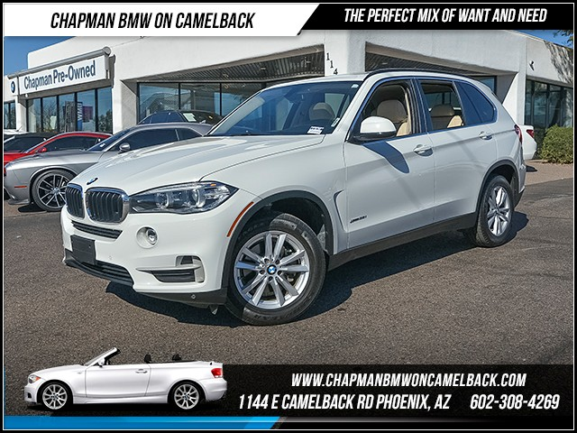 2015 BMW X5 xDrive35i 36296 miles 6023852286 - 12th St and Camelback Chapman BMW on Camelback