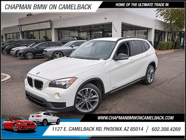 2015 BMW X1 sDrive28i 24302 miles 6023852286 12th St and Camelback Chapman BMW on Camelbac