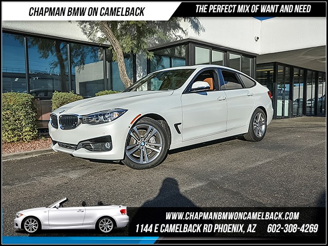 2016 BMW 3-Series Wgn 335i xDrive Gran Turismo 3253 miles Certified Year End Sales Event Exclusiv