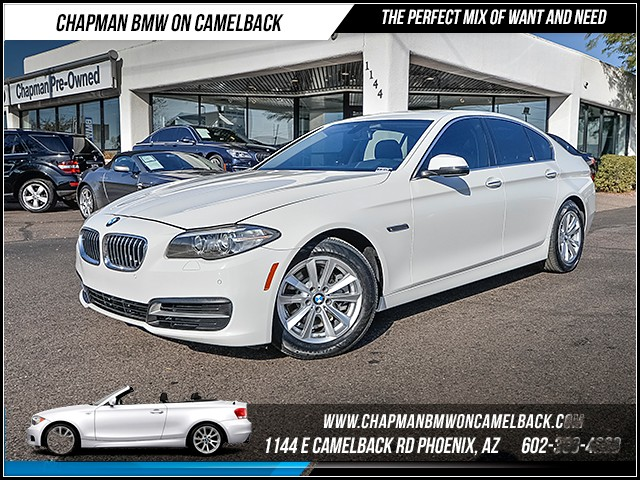 2014 BMW 5-Series 528i 27773 miles Certified Black Friday Sales Event Exclusively at 1144 E Came