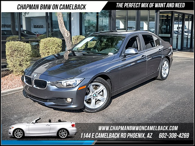 2015 BMW 3-Series 320i 11591 miles Driving Assistance Package Satellite communications BMW Assis