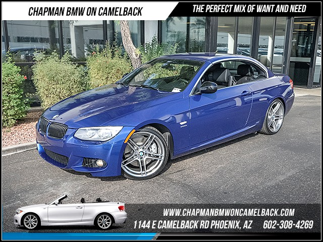 2013 BMW 3-Series 335is 15611 miles Premium Package Convenience Package Premium Sound Package