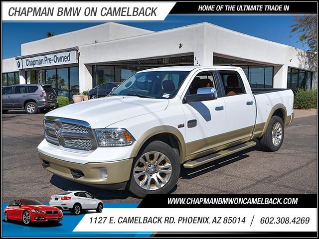 2013 Ram 1500 Laramie Longhorn Crew Cab 47418 miles 6023852286 1127 E Camelback Rd Chapman V