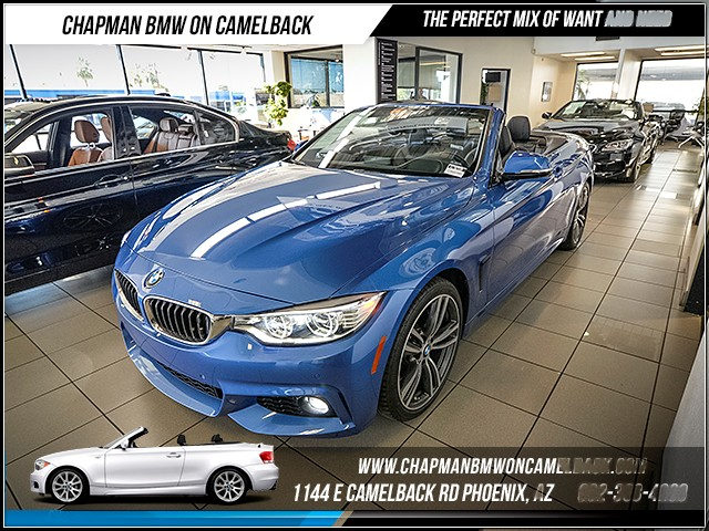 2016 BMW 4-Series 428i 15948 miles M Sport Package Technology Package Driver Assistance Package
