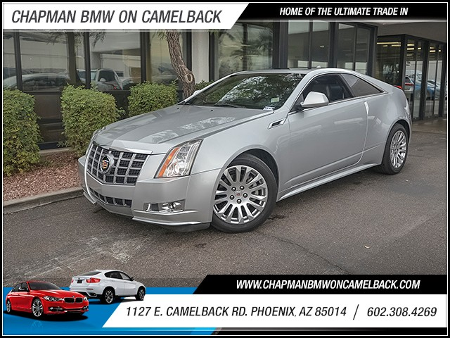 2012 Cadillac CTS 36L Premium 60322 miles Satellite communications OnStar Real time traffic Wi