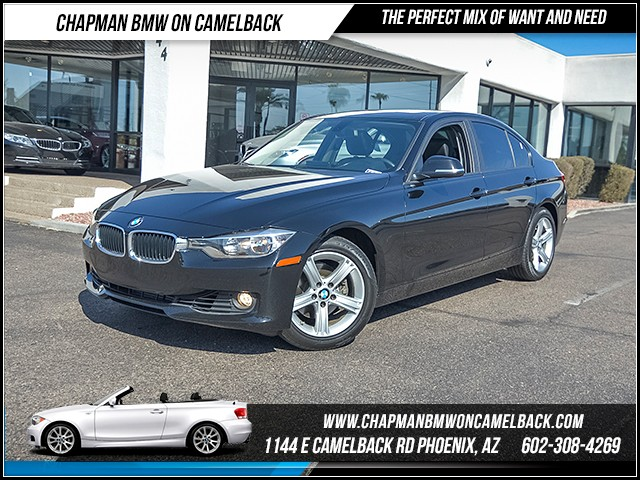 2013 BMW 3-Series Sdn 328i 55571 miles Premium Package Phone hands free Wireless data link Blue
