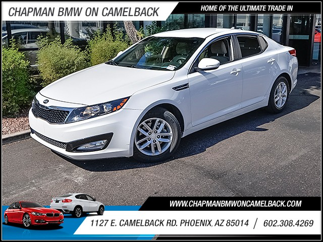 2013 Kia Optima LX 39050 miles Wireless data link Bluetooth Cruise control Power door locks An