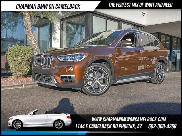 2016 BMW X1 xDrive28i 12810 miles xLine Premium Package Wireless data link Bluetooth Driver as