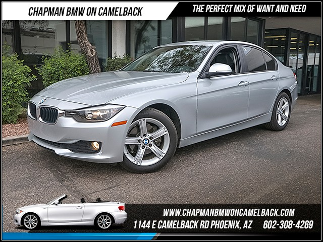 2014 BMW 3-Series Sdn 320i 23455 miles Satellite communications BMW Assist Wireless data link Bl